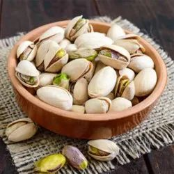 FOOD STUDIO Roasted And Salted Pistachio, Packaging Type: Vacuum Bag, Packaging Size: 250GMS