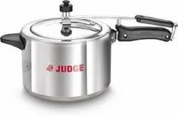Alluminium Inner Lid Silver Judge Cooker, For Home, Size: 3 Litres,5 Litres