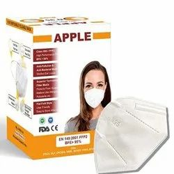 Apple N-95 Disposable Foldable Mask