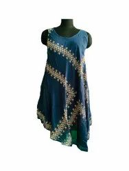 Blue Women Party Gowns