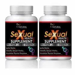 500 Mg Natural Sexual Health Supplements