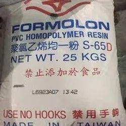 Formosa PVC RESIN, Packaging Size: 25 Kgs Bags, Grade Standard: Film Grade