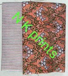 Prison Cotton Printed Camrik Fabrics