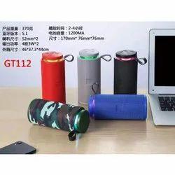 GT-112 Portable Bluetooth Speaker