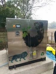 Fully Automatic Organic Waste Composting Machine
