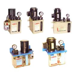 Motorized Oil Lubrication Pump