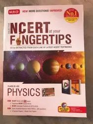 Objective NCERT Physics at your Fingertips Class 11th and 12th English Medium by MTG Publication