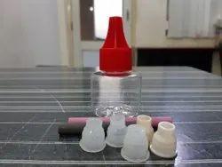 Transparent 45 mL Mosquito Pet Bottle