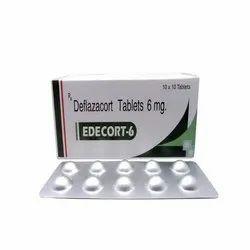 Deflazacort 6mg Tablet Edecort 6