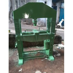 80 Ton Hand Operated Hydraulic Press