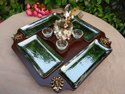 Revolving Serving Platter (Groom Platter)