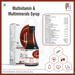 Multimac-12 Syrup
