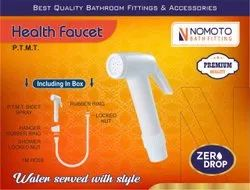 Superfinish Pvc Health Faucet, For Bathroom Fitting, Size: County