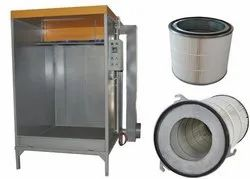 Electric Powder Coating Plant Filter