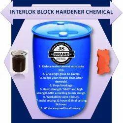 Interlok Block Hardener Chemical
