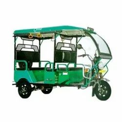 Second Hand E Rickshaw, Vehicle Capacity: 6 Seater, Model Name/Number: 0000
