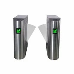 Automatic SS Flap Barrier