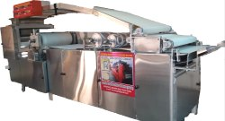 Fully Automatic Appalam Papad Making Machine Bhagyalakshmi 450K, For Commercial, Capacity: 450 Kg Per Shift