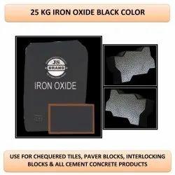 25 Kg Iron Oxide Black Color