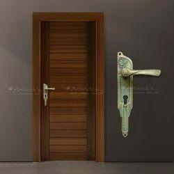 With Patina Door Pull Handles