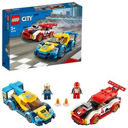 LEGO 60256 Racing Cars (Multicolor)