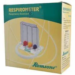 Romsons Respirometer