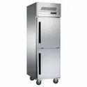 Two Door Vertical Commercial Refrigerator/Freezer