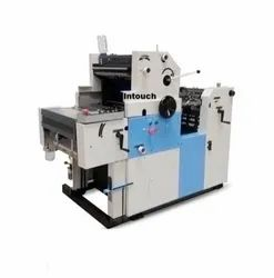 Offset Printing Machine Two Color
