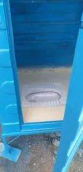 FRP Portable Eco Toilet