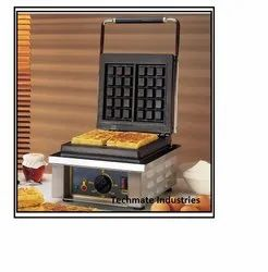Roller Grill GES 10 Single Brussles Waffle Iron
