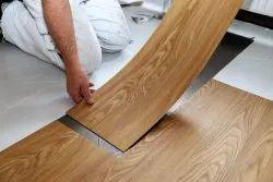 PVC Vinyl Flooring, Thickness: 2mm - 8mm