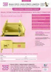 Stone Remover Cum Hot Box