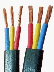 3Core Submersible Flat Cable