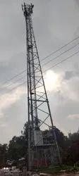 8 km 40m Roof Top Telecom Tower