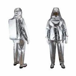 Aluminized Fire Suit In Hydrabad