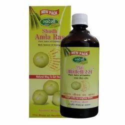Shudh Amla Ras (Amla Juice), Packaging Type: Bottle