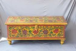 Wooden Painted Chests