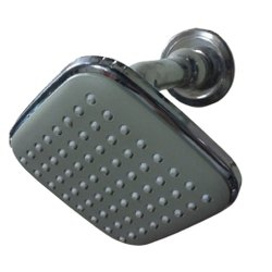 5x5  Square White Bathroom Shower