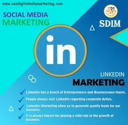 Linkedin Marketing Services, in Pan India