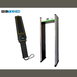 ID Tech Door Frame Metal Detectors DFMD Gates, Automation Grade: Manual