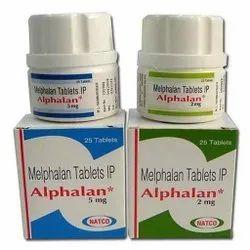 5 Mg Melphalan Tablets IP