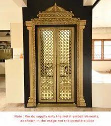Pooja Double Door