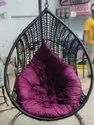 Garden Hanging Chair With Stand