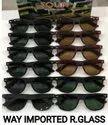 Man Plastic Sunglasses