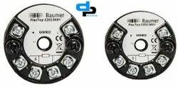 Baumer Temperature Transmitter FlexTop 2202