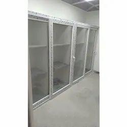 UPVC Glass Sliding Wardrobe