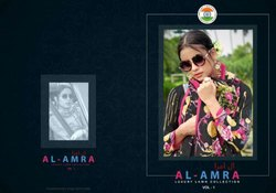 random Girl Cotton Readymade Dress AL AMARA