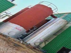 Oil and Diesel Storage Tank