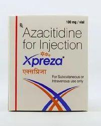 Xpreza Azacitidine 100 Mg Injection