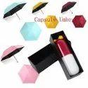 Manual Capsule Umbrella